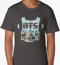 BTS - Logo Bus Stop Long T-Shirt
