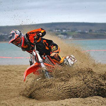 Weymouth Beach Race MotoX 1 by TinaPope