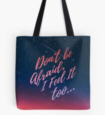 Reylo Quote Tote Bag