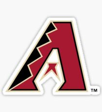 arizona diamondbacks Sticker
