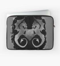 Draconic Heraldry Laptop Sleeve