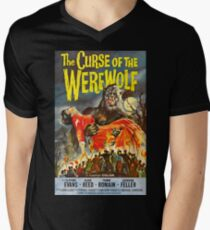 The Curse of the Werewolf - vintage horror movie poster T-Shirt