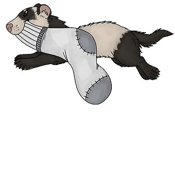 Sock thief V2  by SantiDog