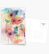 Wild Garden Postcards