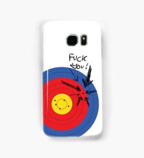 archery frustrations Samsung Galaxy Case/Skin