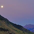 Rising Moon by Harry Oldmeadow