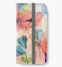 Wild Garden iPhone Wallet/Case/Skin
