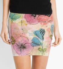Wild Garden Mini Skirt