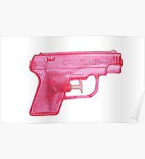Water Gun Poster