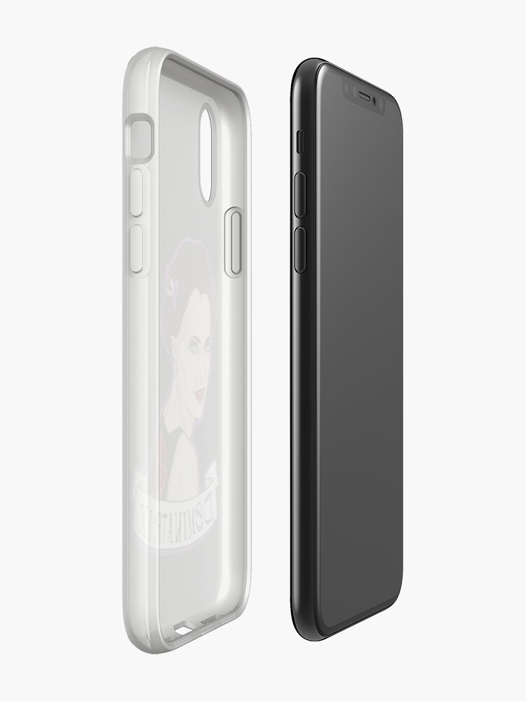 Alternate view of Punk!Lock - Dominatrix iPhone Cases & Covers