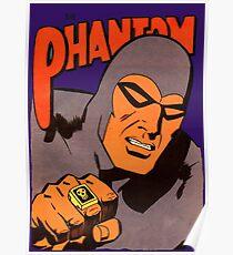 Phantom #10/redesign Poster