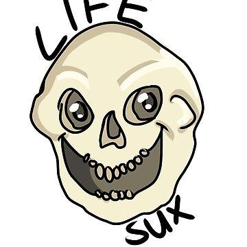 Skull Baby by Lovonne