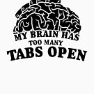 My Brain Has Too Many Tabs Open by mrwrn2010