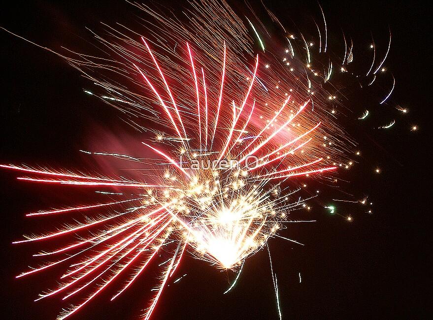 The Last Firework by Lauren O