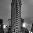 Flatiron Building, Study 6 by Randy  LeMoine