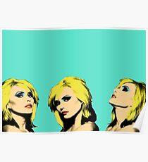 Blondie - Debbie Harry Poster