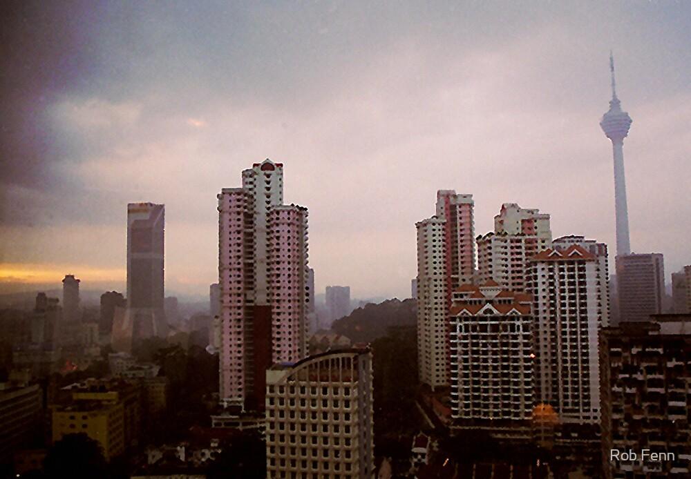 Kuala Lumpur by Rob Fenn