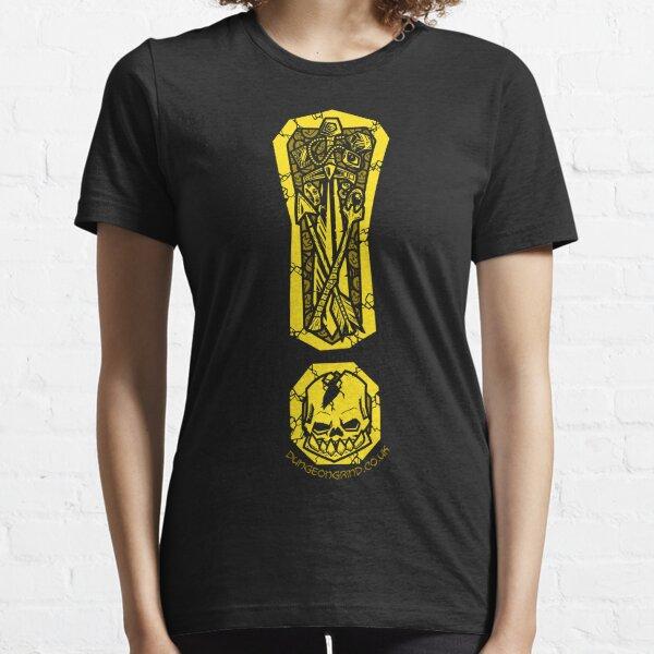 Quest Crest T-shirt (dark) Essential T-Shirt