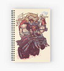 Immortan Fink Spiral Notebook