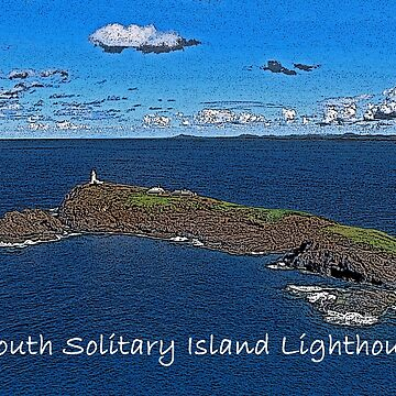 South Solitary Island Lighthouse 2 by SouthSolitaryIs