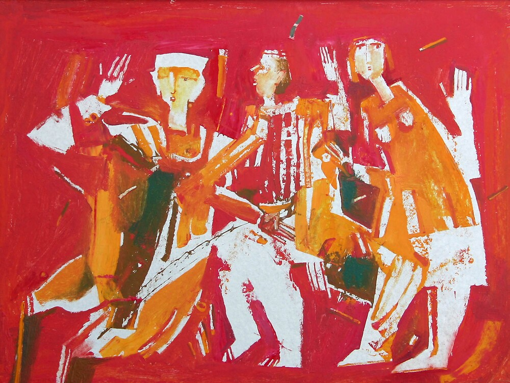 trio 2 by Valeriu Buev