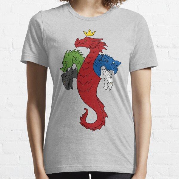 Regina Draconum (light) Essential T-Shirt