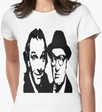 Bottom - Richie and Eddie Womens Fitted T-Shirt