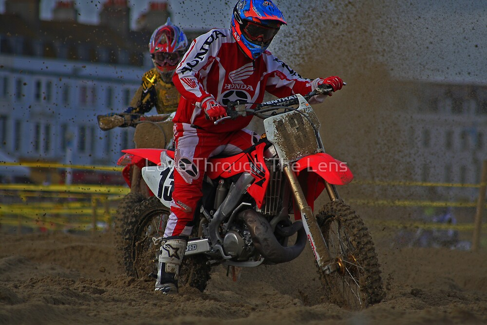 Weymouth Beach Race 2006 MotoX 8 by Love Through The Lens