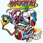 Groovy Fink by poopsmoothie