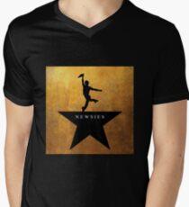 Newsies Hamilton Mashup T-Shirt
