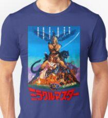 The Beastmaster (Japanese Art) Unisex T-Shirt