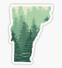 Vermont State Sticker