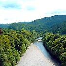 River Garry by Tom Gomez
