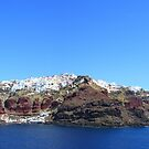 Panoramic Oia by zumi