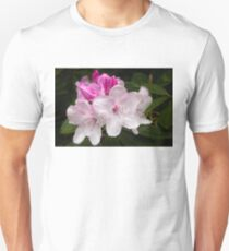 White Rhododendron  Unisex T-Shirt