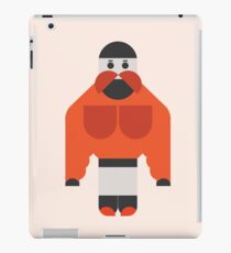 Big Muscle Man Art iPad Case/Skin
