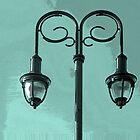 Twin Lamps by RVogler