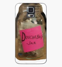 douchebag jar  Case/Skin for Samsung Galaxy