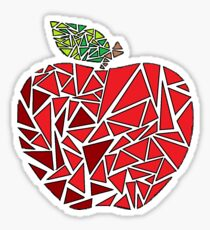Apple Sticker Sticker