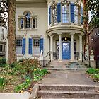 Historic Old Louisville - Madison Cawein House 1901 by TonyCrehan