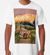 Abruzzen Italien Longshirt