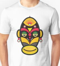 African Mask Traditional Tribal T-Shirt