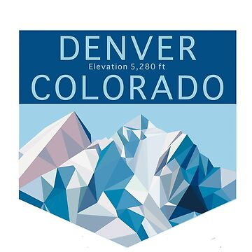 Denver Colorado by fantedesign