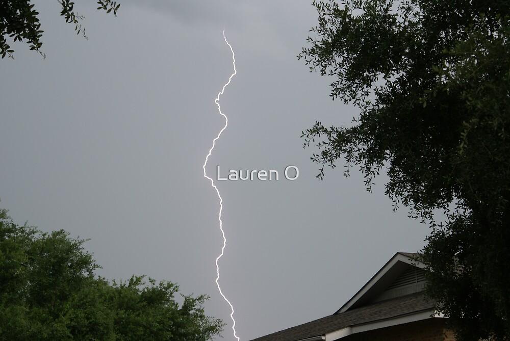 Lightning by Lauren O
