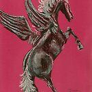 Pegasus by Dawn B Davies-McIninch