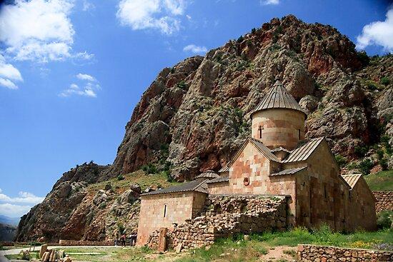 Armenia, Noravank Monastery a 13th century Armenian Apostolic Church monastery, by PhotoStock-Isra