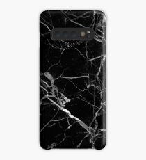 BLACK MARBLE Case/Skin for Samsung Galaxy