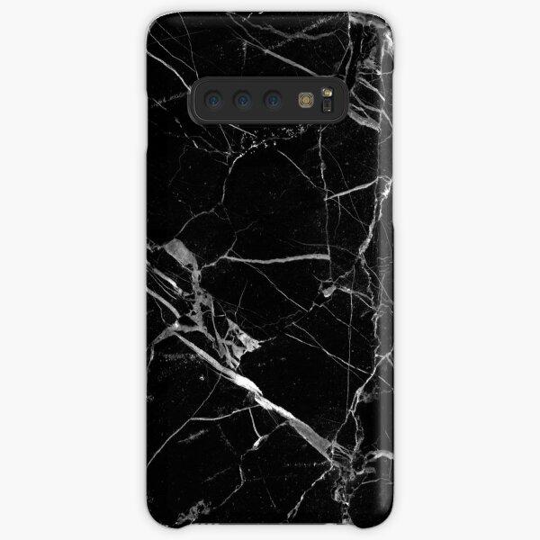 BLACK MARBLE Samsung Galaxy Snap Case