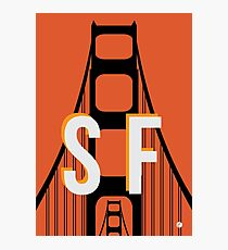 This is San Francisco Photographic Print
