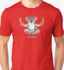 Australian Koala Yoga T-Shirt